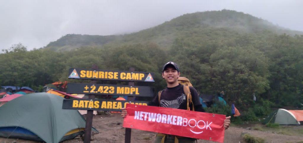 Sunrise Camp Gunung Sindoro