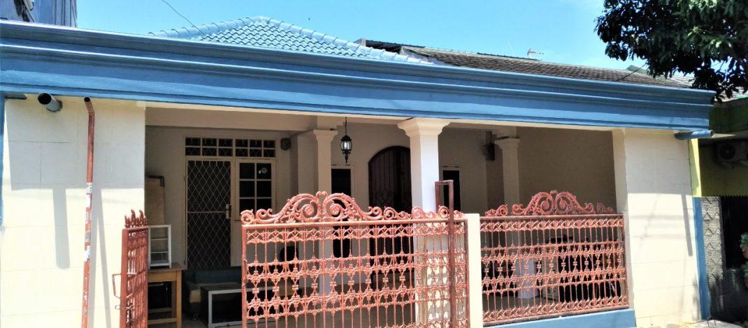 Hunian Nyaman dan Asri di Villa Pertiwi Depok